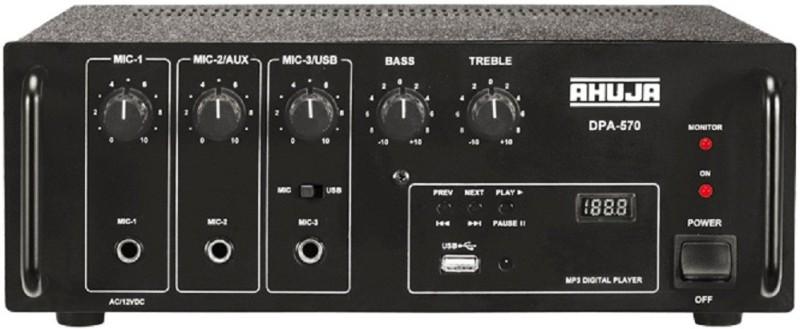 Ahuja DPA-570 50 W AV Power Amplifier(Black)