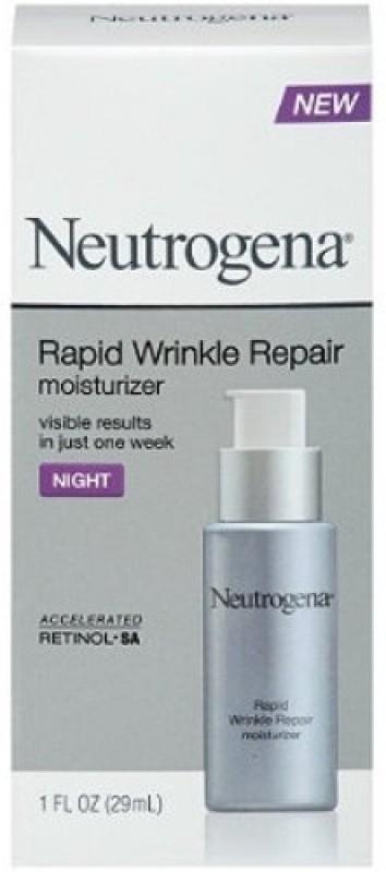 Neutrogena Rapid Wrinkle Repair Moisturizer Night(29 ml)