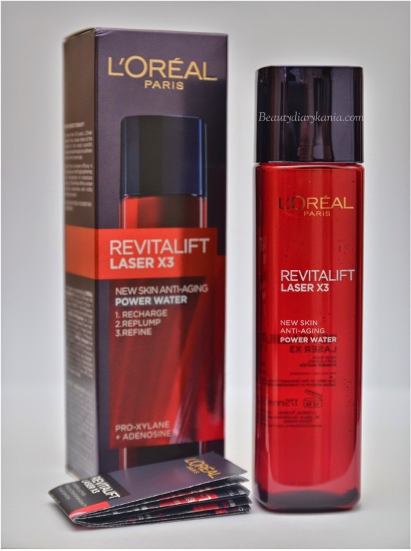 LOreal Paris Revitalift Laser*3 New Skin Anti-Aging Power Water(175 ml)