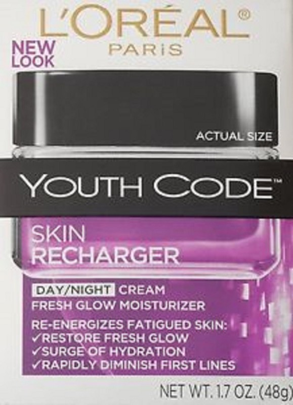 LOreal Paris Youth Code Skin Recharger(48 g)