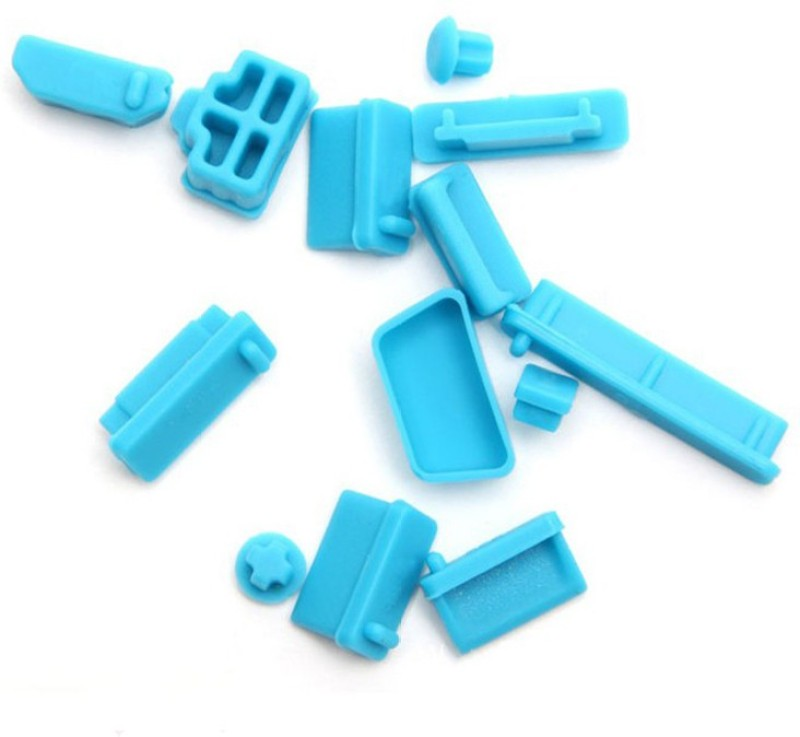Futaba USB Blue Anti-dust Plug(Laptop Pack of 13)
