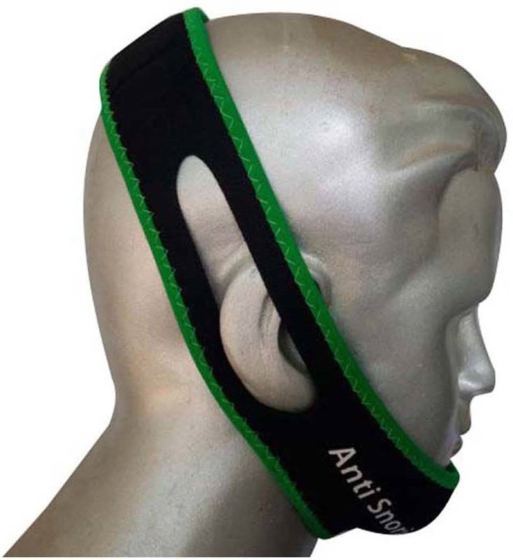 Jern XL Green Anti-snoring Device(Chin Strap)