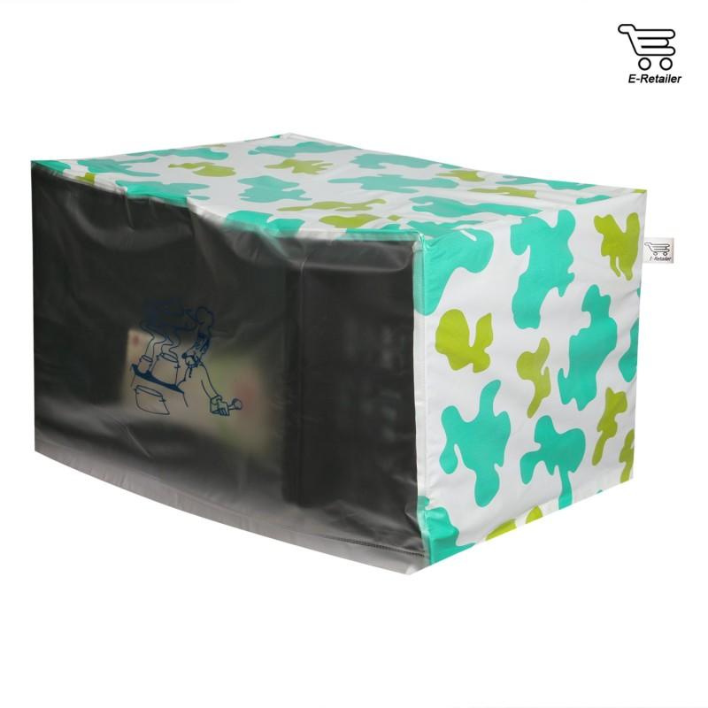 E-Retailer Microwave Oven Cover(Green)