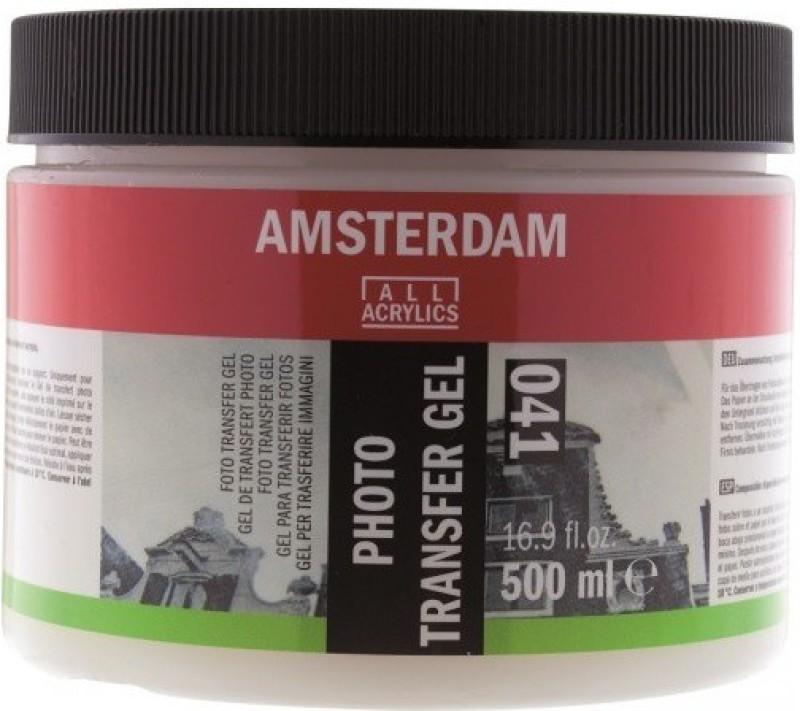 Royal Talens Amsterdam Photo Transfer Gel Acrylic Medium(500 ml)