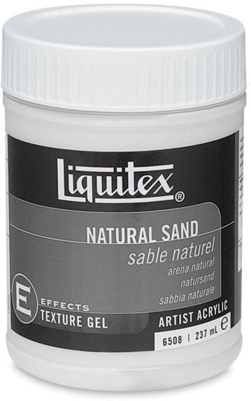 Liquitex Natural Sand Acrylic Medium(237 ml)