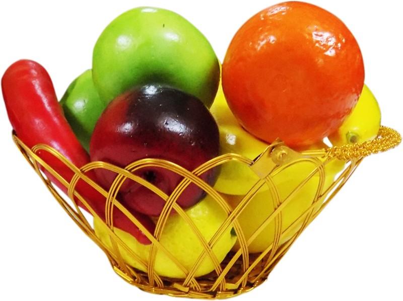 Stonic ARTIFCIAL_2 Artificial Fruit(Set of 6)