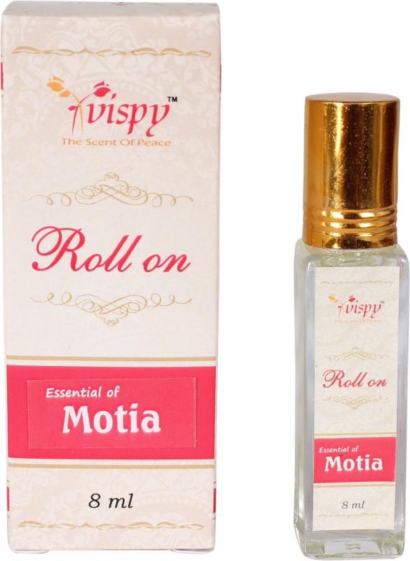 Vispy The Scent Of Peace MOTIA Floral Attar(Motia/Jasmin)