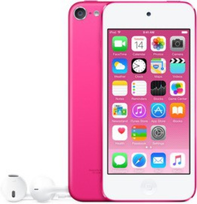 Apple iPod MKGW2HN/A 64 GB(Pink, 4 Display)