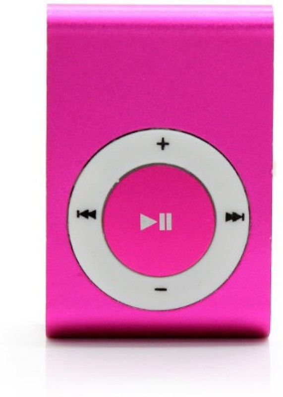Mezire F SERIES-005 8 GB MP3 Player(Pink, 0 Display)