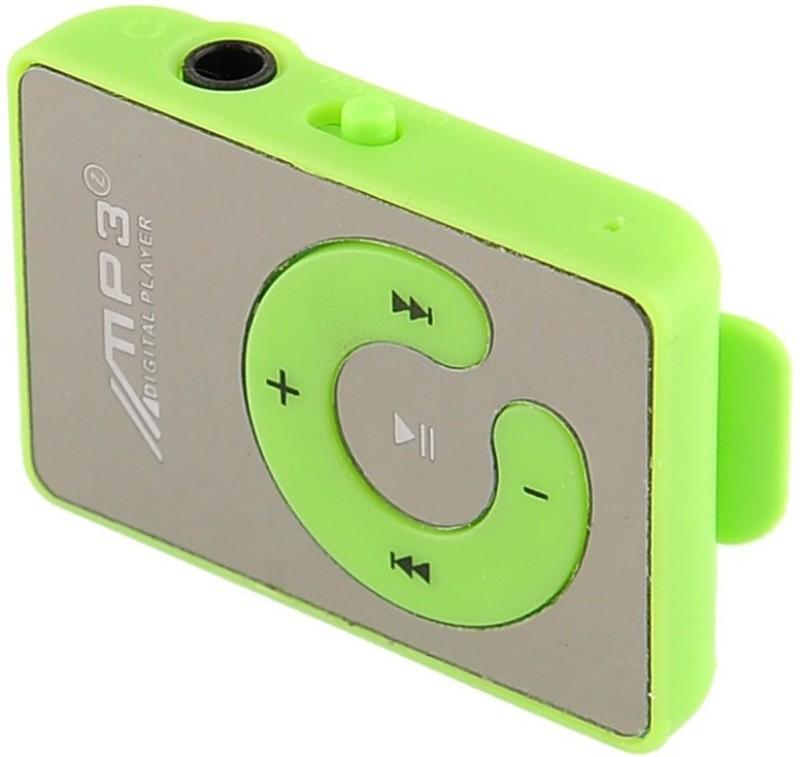 Mezire F SERIES-001 8 GB MP3 Player(Green, 0 Display)
