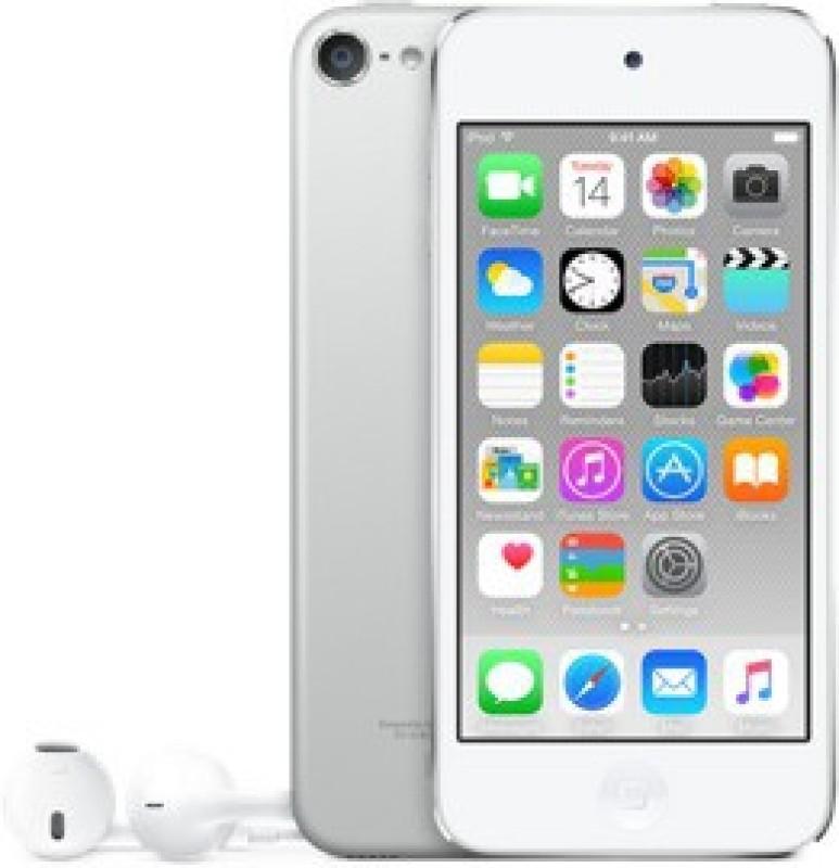 Apple iPod MKHX2HN/A 32 GB(Silver, 4 Display)