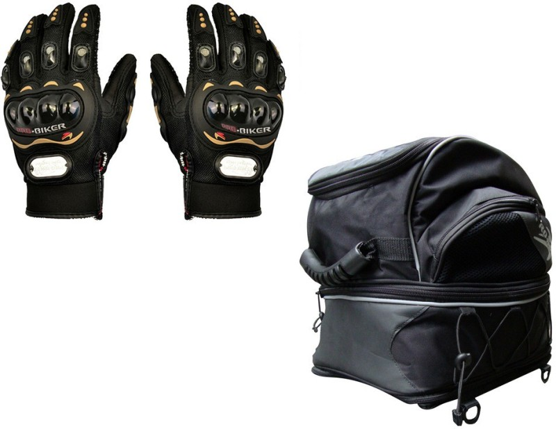 Auto Pearl 2Pcs - Skid Proof Full Finger Racing Gloves...