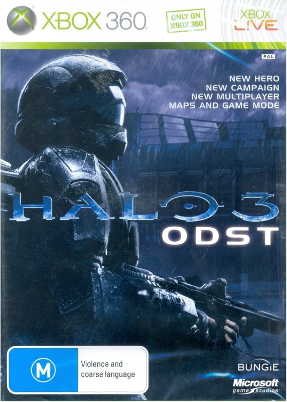 Halo 3 : O.D.S.T(for Xbox 360)