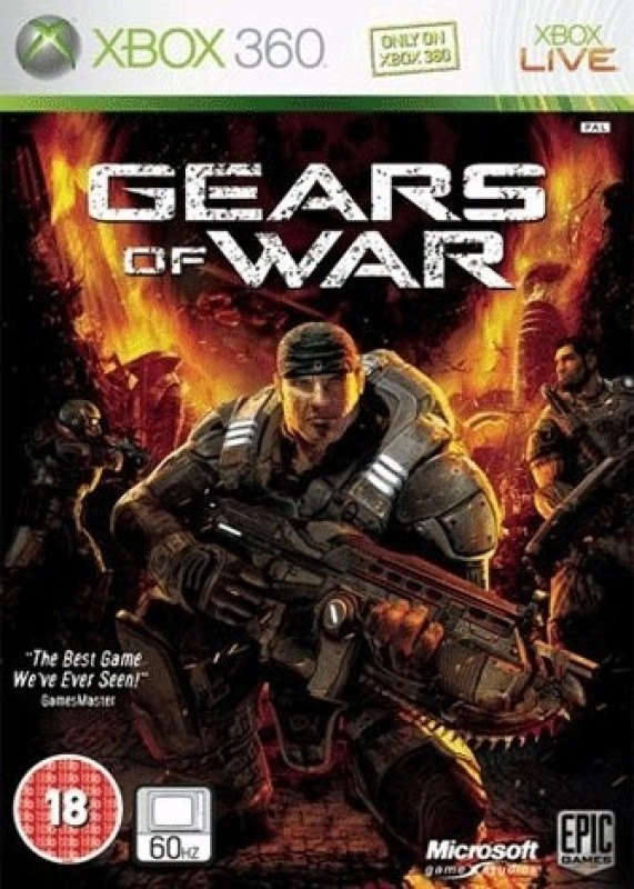 Gears Of War(for Xbox 360)