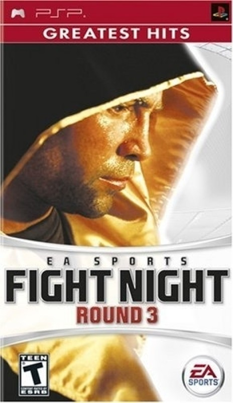 Fight Night Round 3(for PSP)