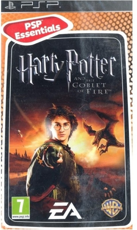 Harry Potter And Goblets Of Fire(for PSP)