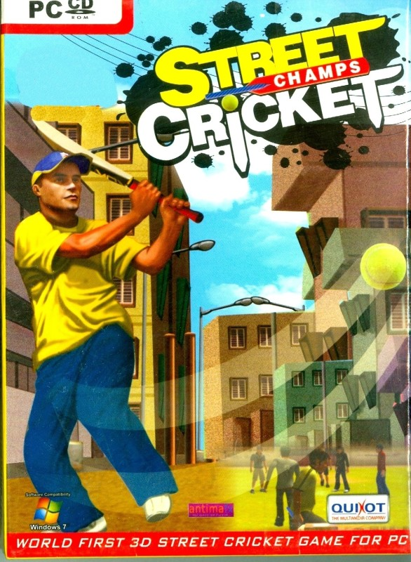 Street Cricket: Champs(for PC)