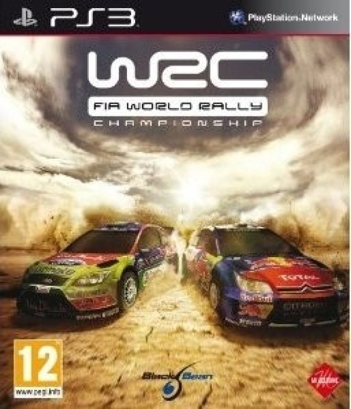 World Rally Championship 2010(for PS3)