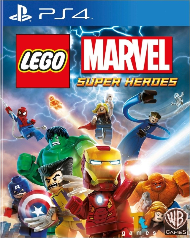 Lego Marvel Super Heroes(for PS4)