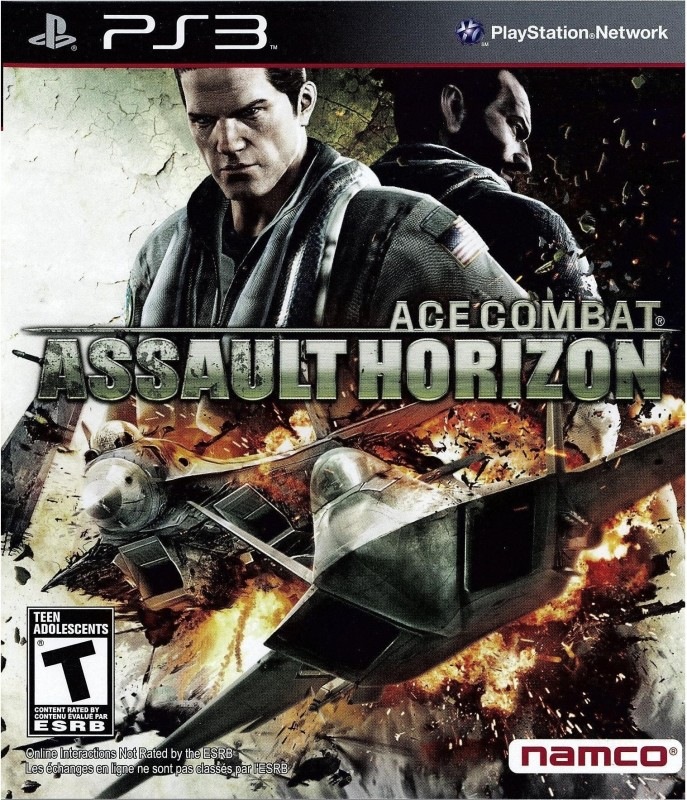 Ace Combat Assault Horizon (Standard Edition)(for PS3)