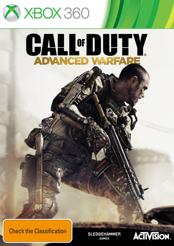Call Of Duty : Advanced Warfare(for Xbox 360)