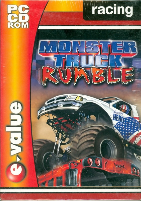 Monster Truck Rumble(for PC)