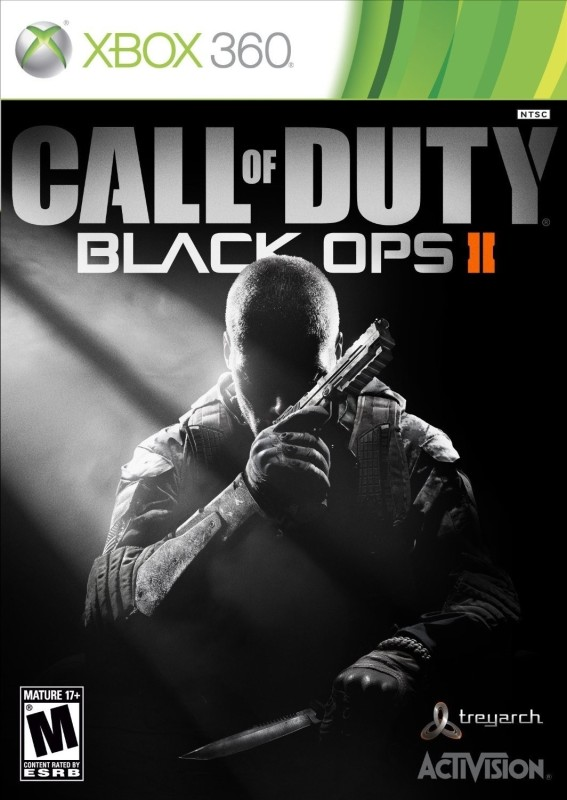 Call Of Duty: Black Ops II(for Xbox 360)