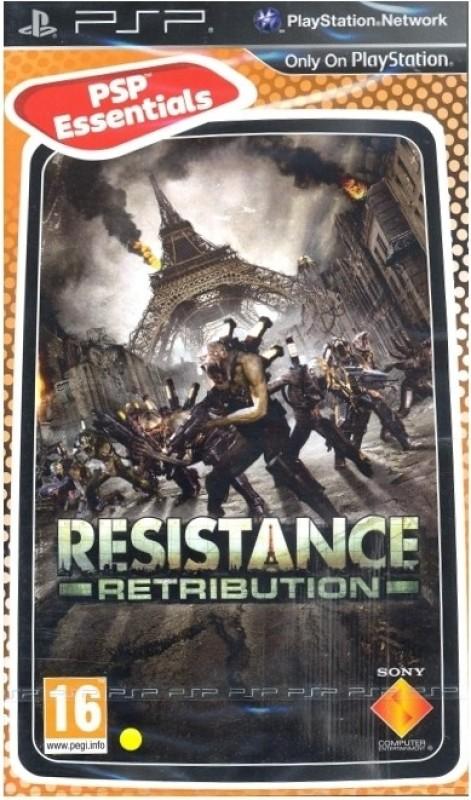 Resistance : Retribution(for PSP)