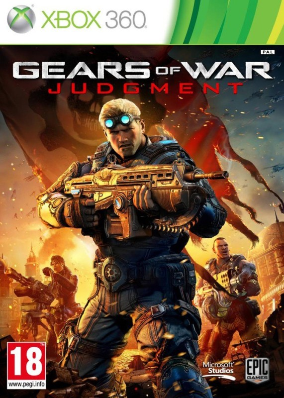 Gears Of War: Judgment(for Xbox 360)
