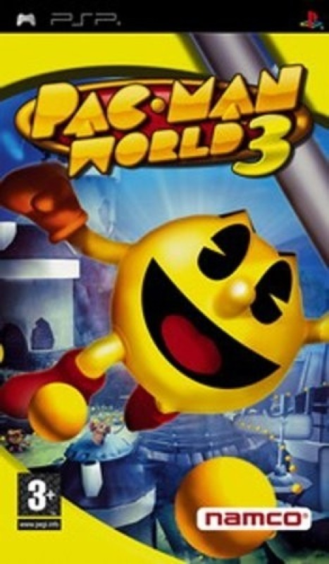 Pac Man : World 3(for PSP)