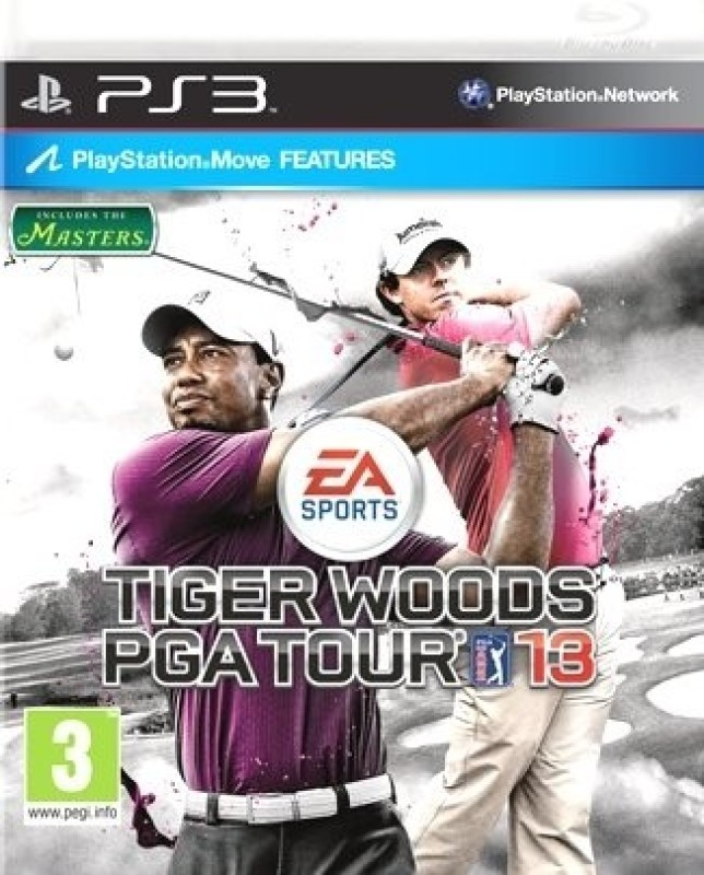 Tiger Woods PGA Tour 13(for PS3)