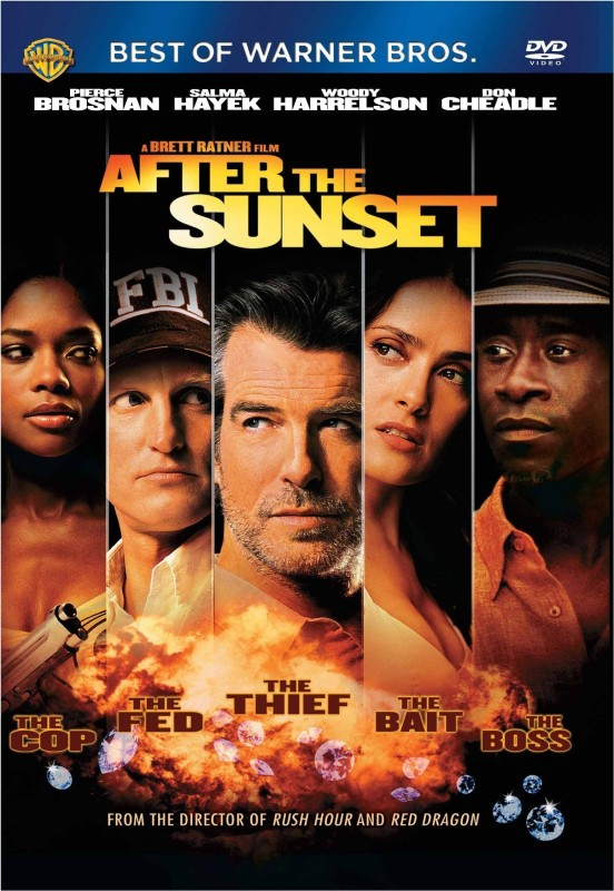 After The Sunset(DVD English)