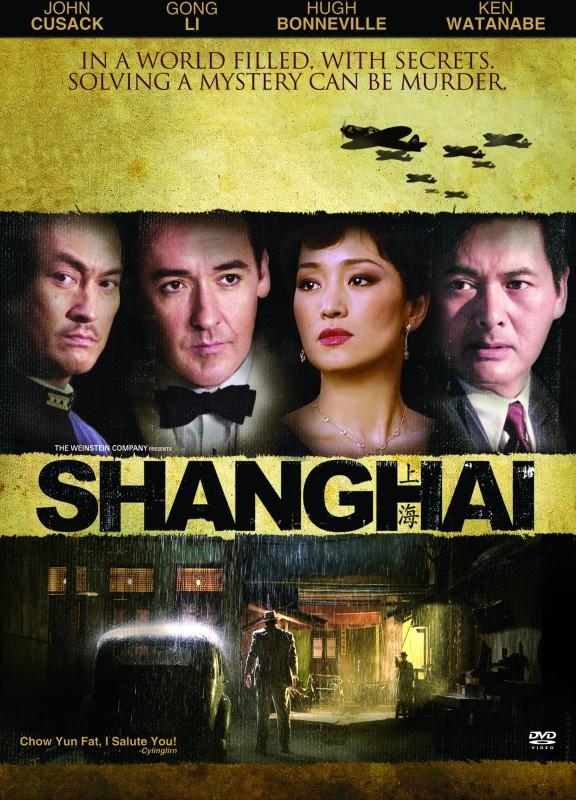 Shanghai(DVD English)