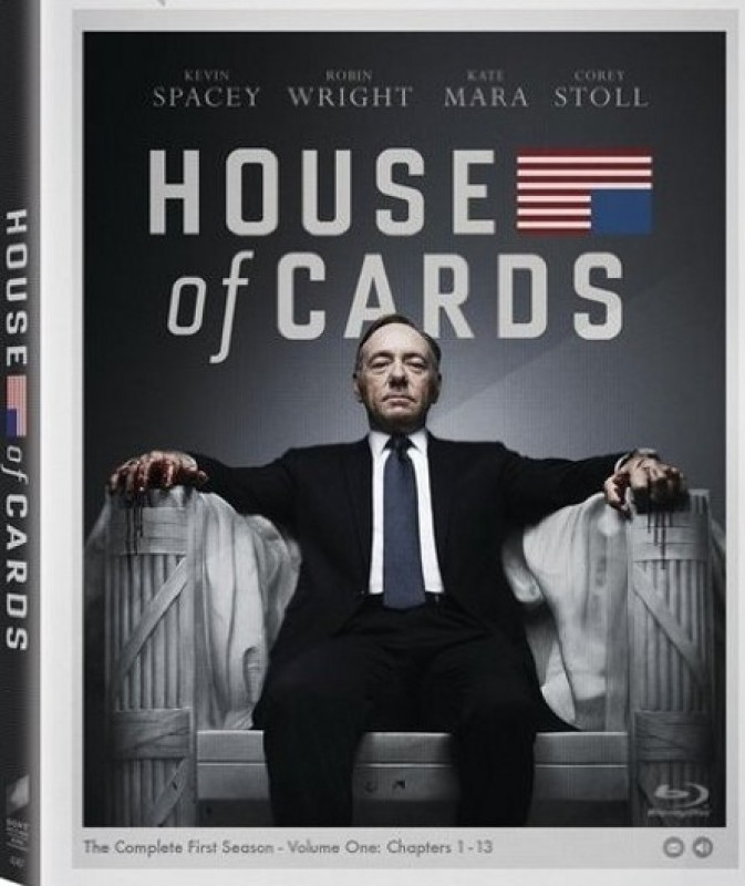 House of Cards - 1 (Volume - 1 : Chapters 1 - 13) 1(Blu-ray English)