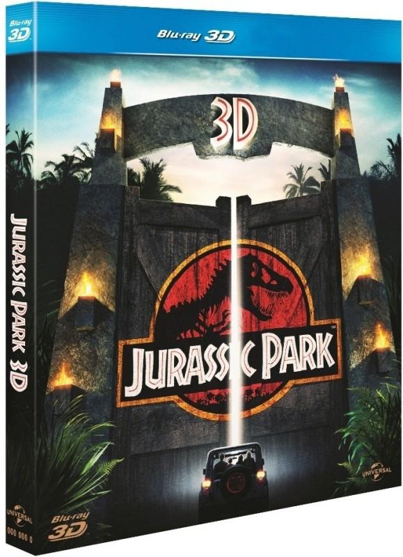 Jurassic Park 3D(3D Blu-ray English)