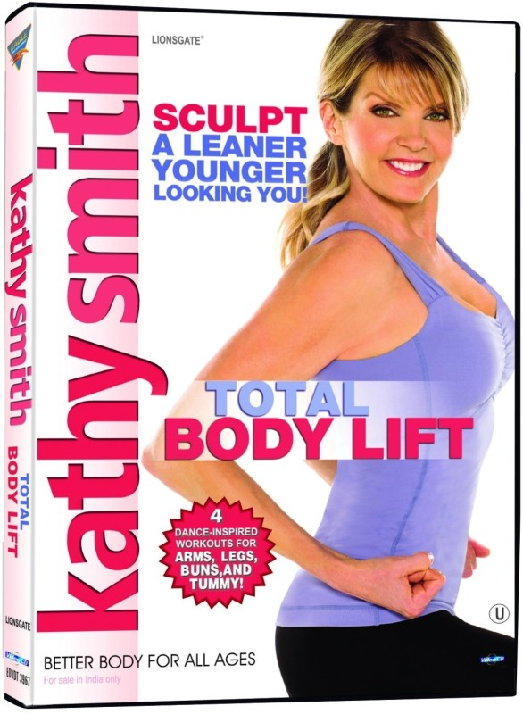 Total Body Left - Kathy Smith(VCD English)