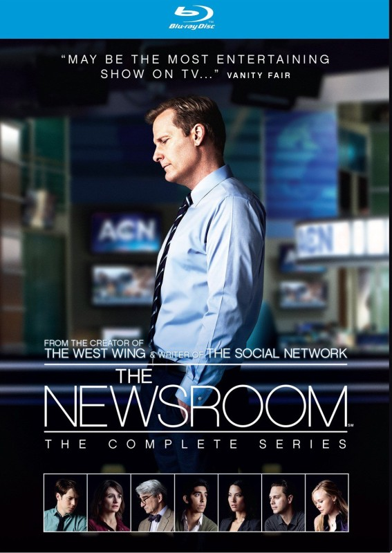 The Newsroom - The Complete Series Complete(Blu-ray English)