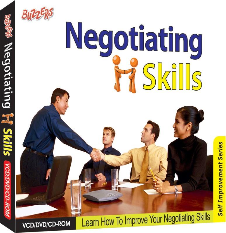 Buzzers Negotiating Skills(VCD English)