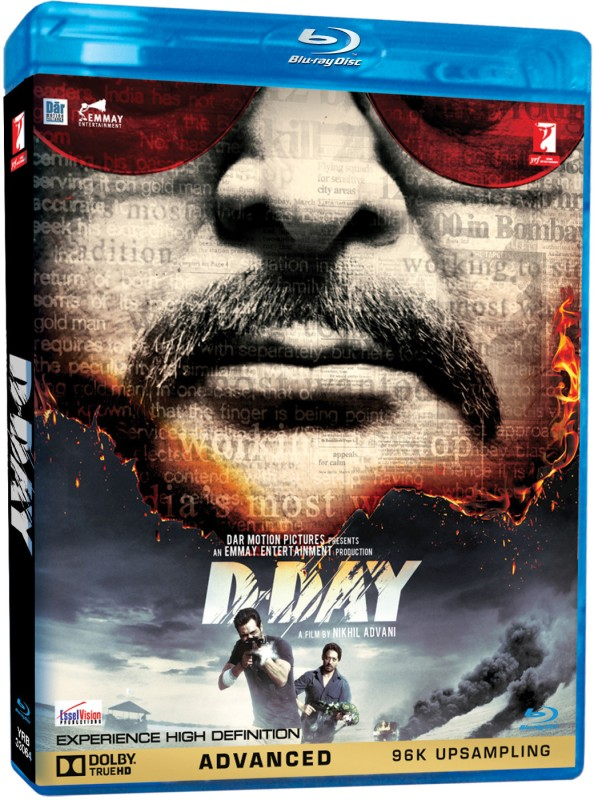 D-Day(Blu-ray Hindi)