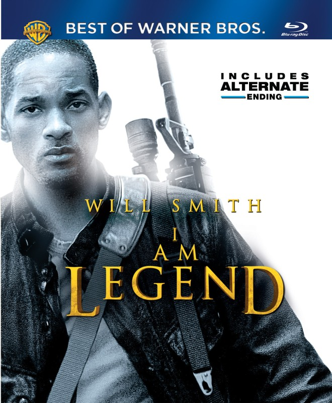 I Am Legend(Blu-ray English)