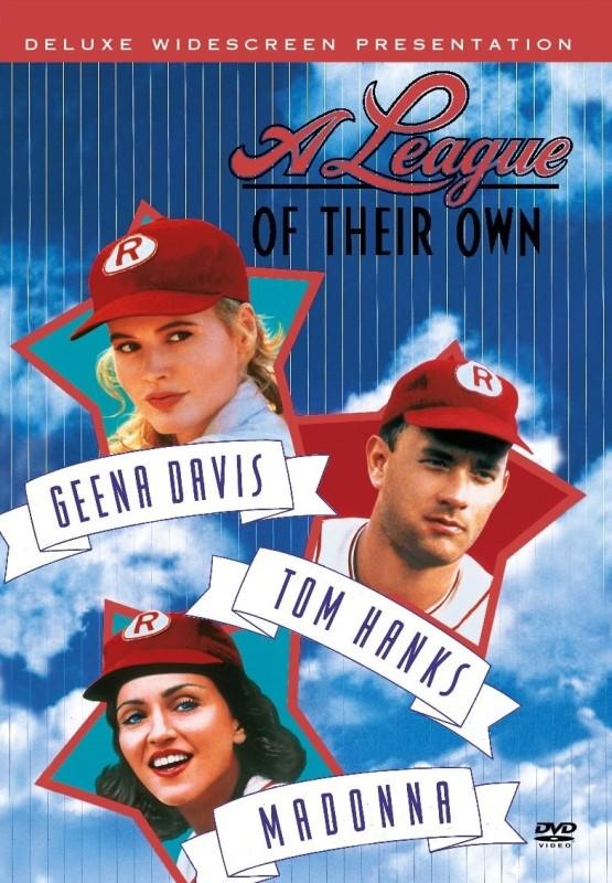 A League Of Their Own(DVD English)