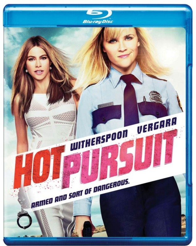 Hot Pursuit(Blu-ray English)