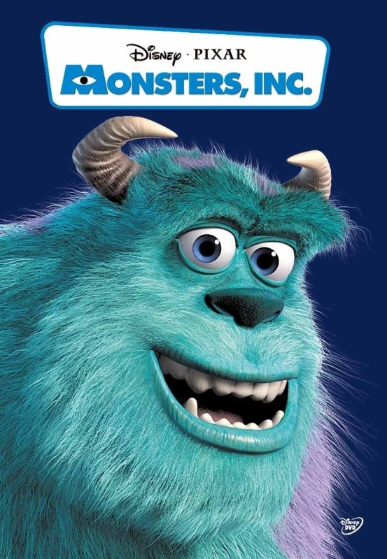 Monsters, Inc Deluxe(English)