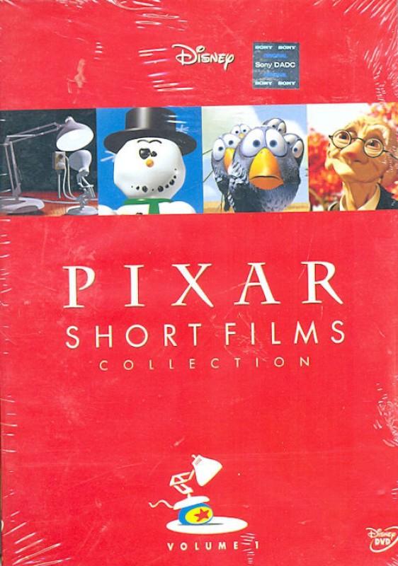 Pixar Shorts Films Collection, Vol 1(English)