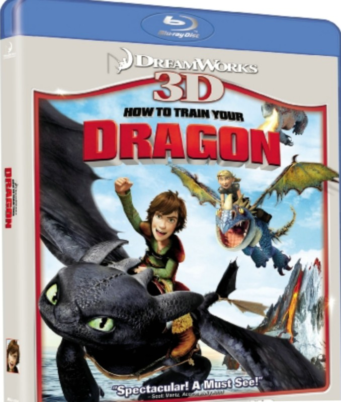 How To Train Your Dragon - 3D(English)