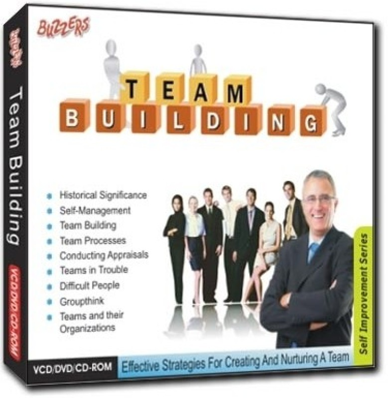 Buzzers Team Building(VCD English)