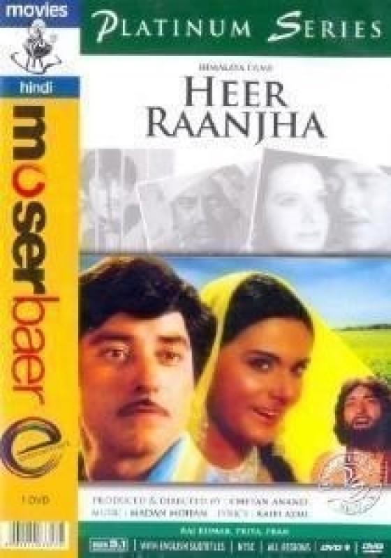 Heer Raanjha(DVD Hindi)
