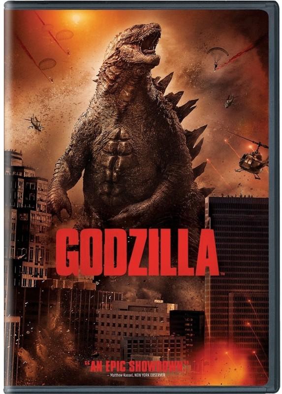 Godzilla(DVD English)