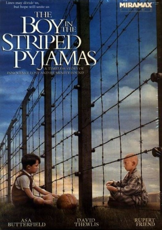 reflection the boy in the striped pajamas