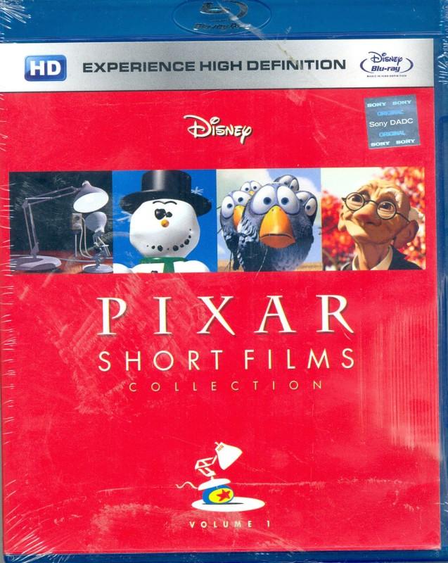 Pixar Short Films Collection, Vol. 1(English)